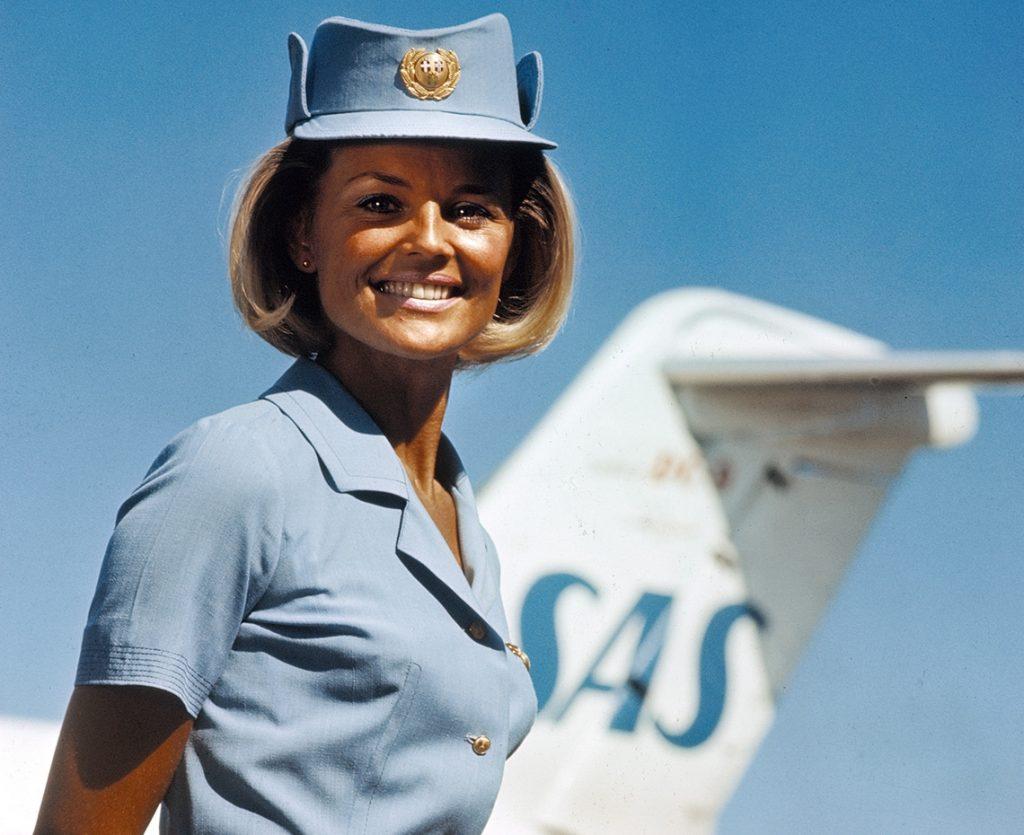 En af SAS ældre uniformer.