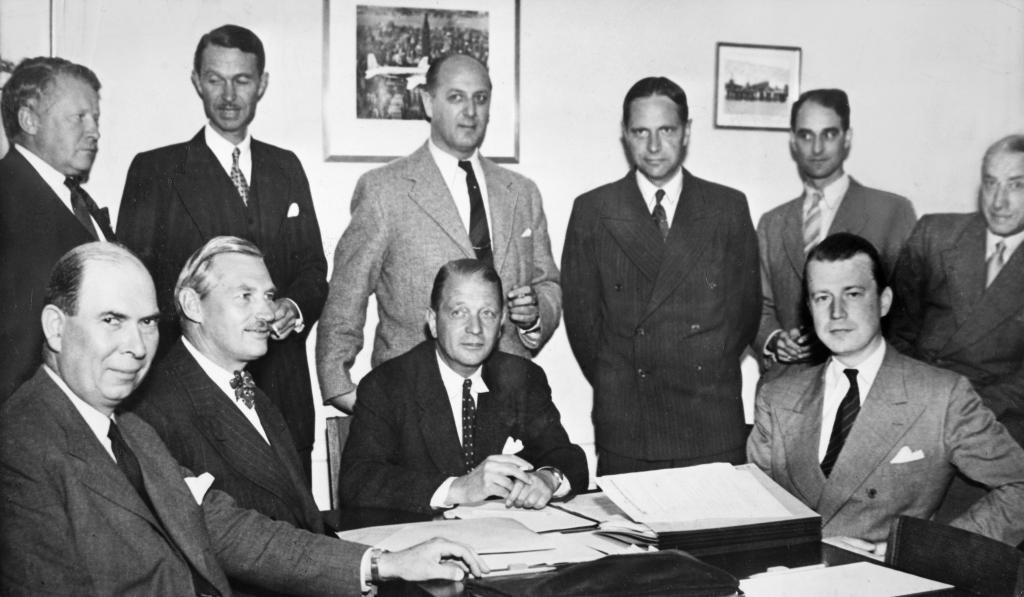 I dag er det 70 år siden, at Danmark, Norge og Sverige blev enige om at grundlægge et fælles skandinavisk flyselskab. 1. august 1946 blev papirerne underskrevet og SAS var en realitet.