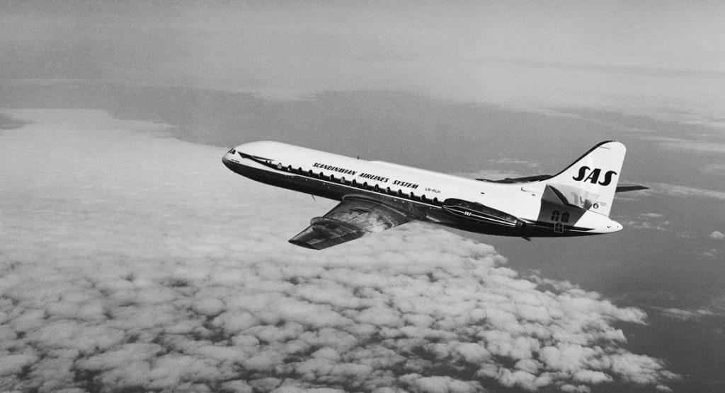 SAS Caravelle i 1960'erne