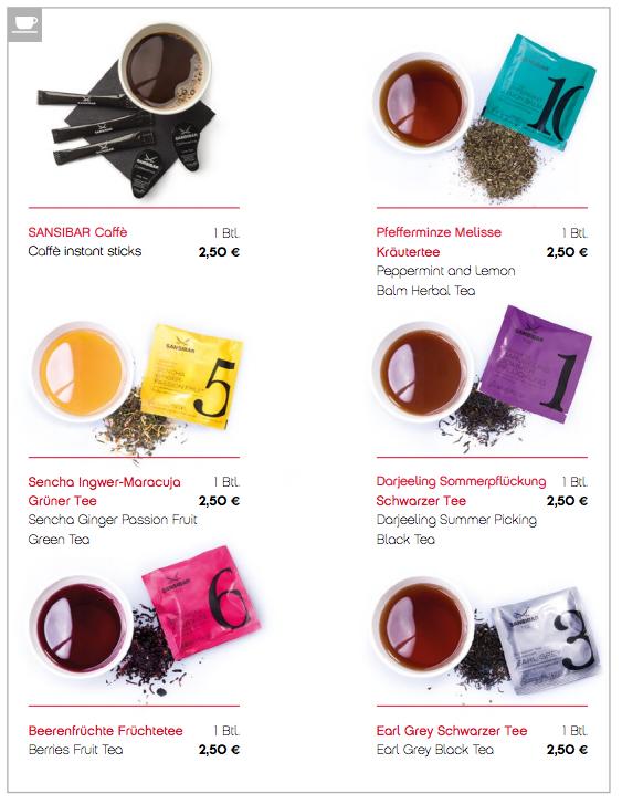 Selv en kop kaffe vil fremover koste økonomiklasse passagererne hos AirBerlin 2,50 euro.