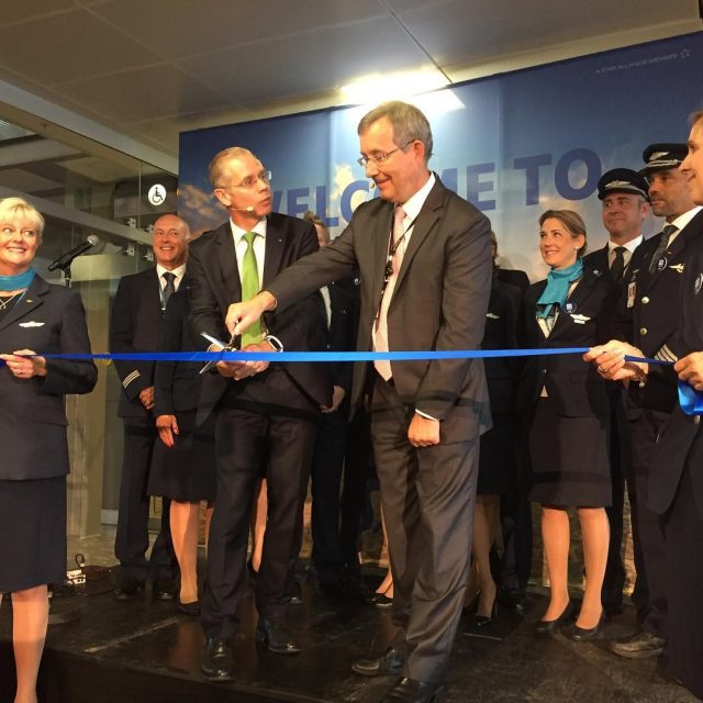 SAS Inaugural flight to Miami from Oslo More in FinalCalltravelhellip