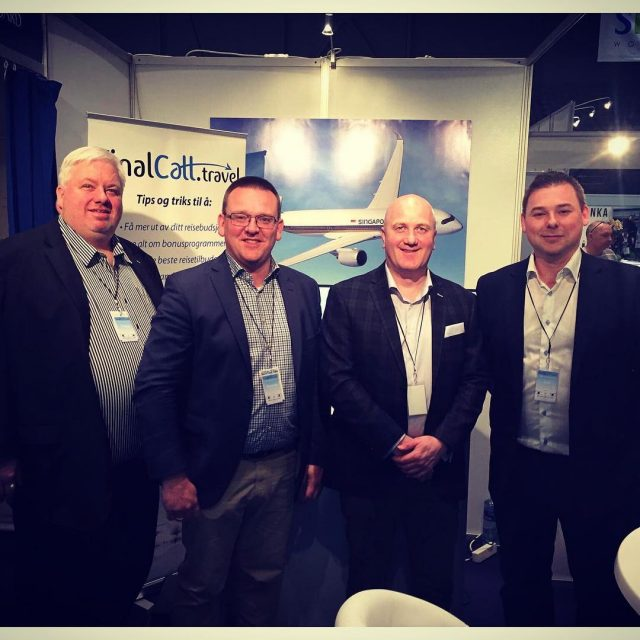 FinalCalltravel Dream Team on Reiselivsmessen in Oslo So proud tohellip