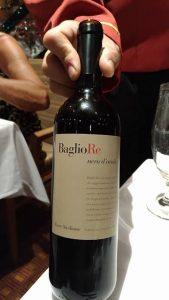 Skifter til den Sicilianske vin. Den er bedre. Foto: Jens Fisker