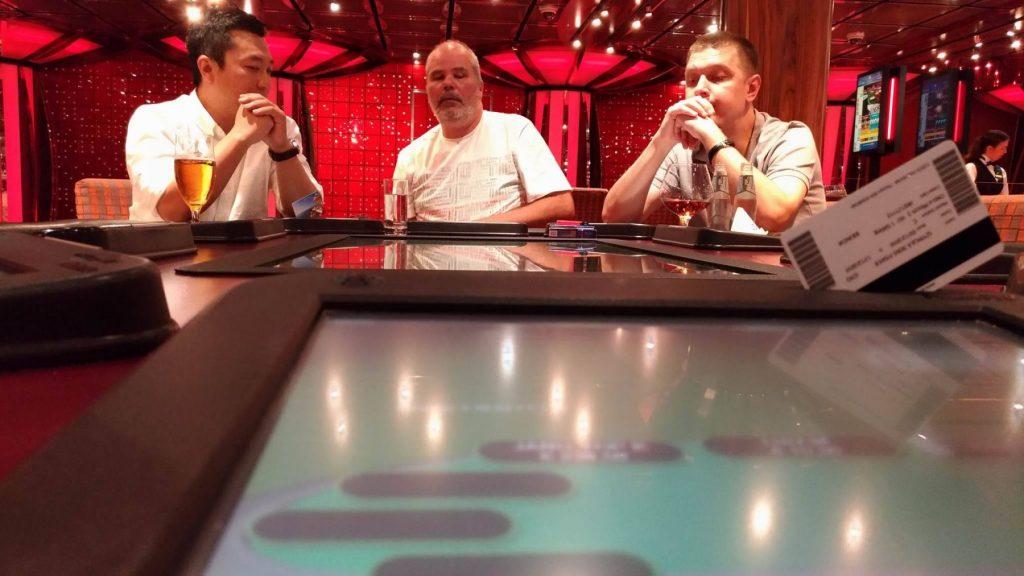 Pokerturnering. Foto: Jens Fisker