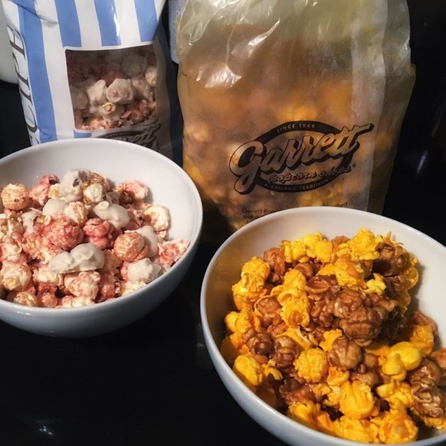 When in Chicago garrettpopcorn chicago finalcalltravel travelsmarter