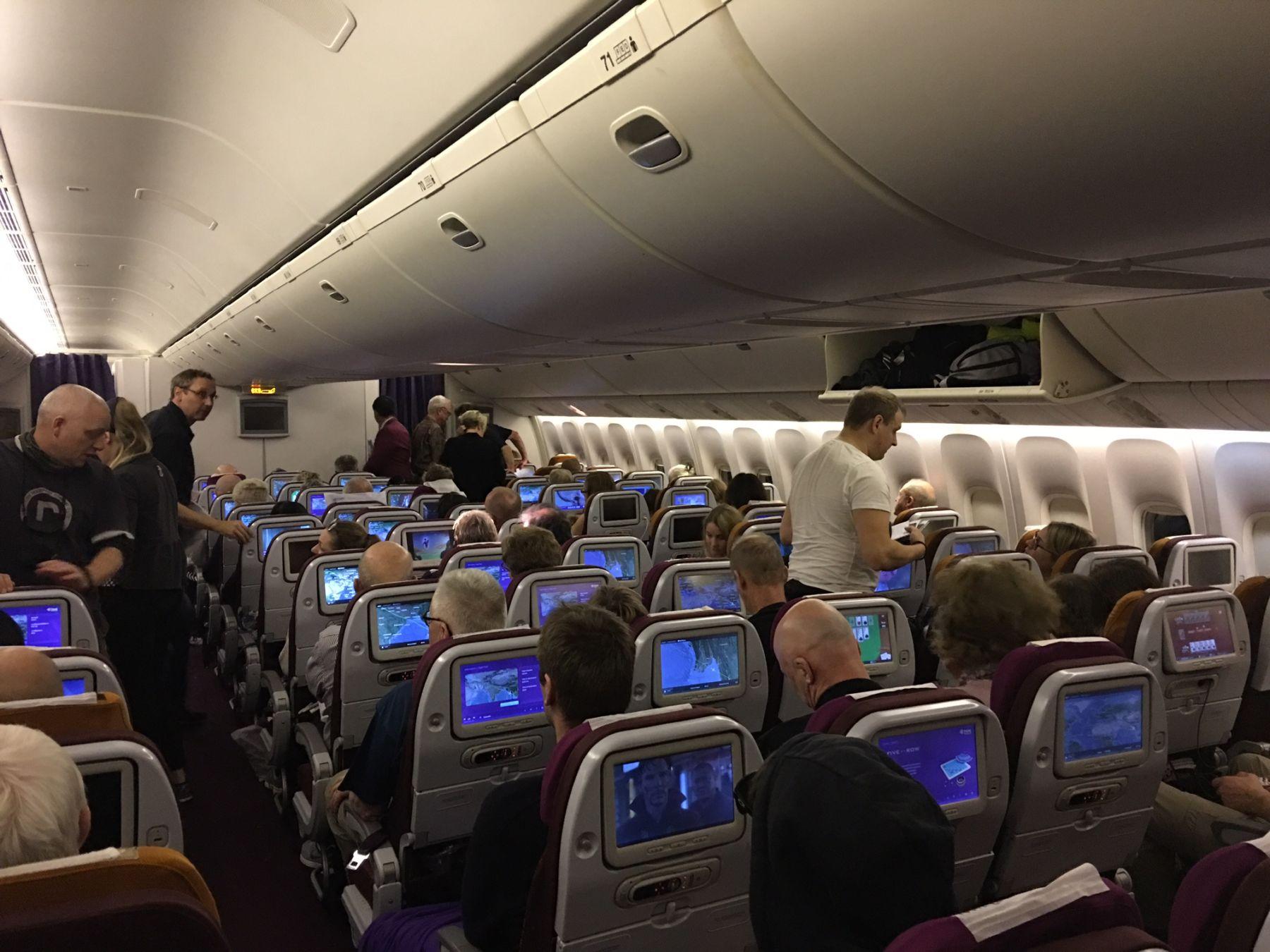 Anmeldelse: Thai Airways på Economy Class fra København til Bangkok - FinalCall.travel Danmark