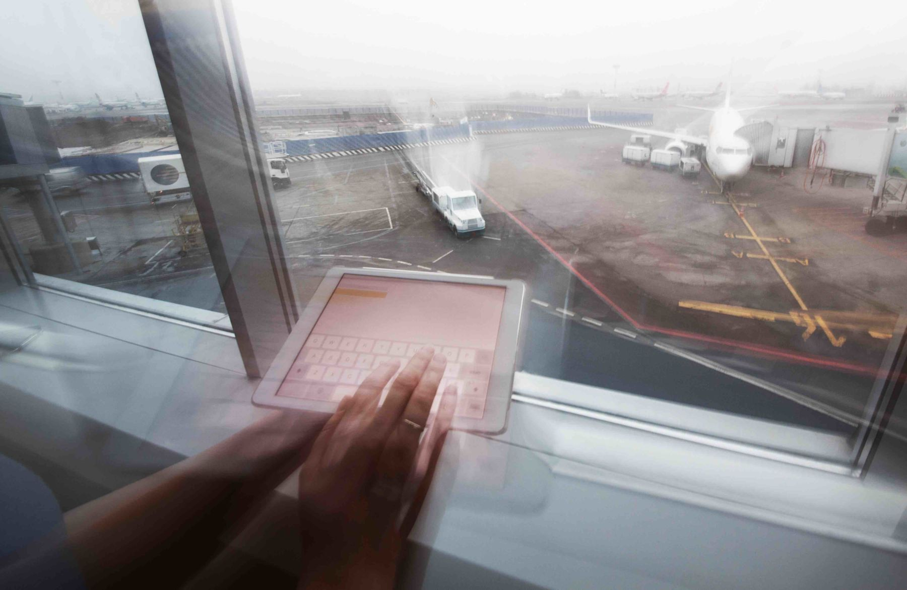 Ipad airport