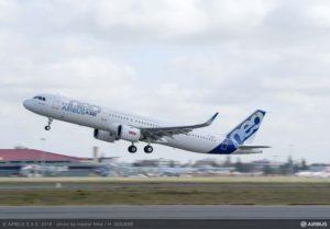 SAS overvejer at anskaffe Airbus A321neo fly, som har rækkevidde til at flyve over Atlanten