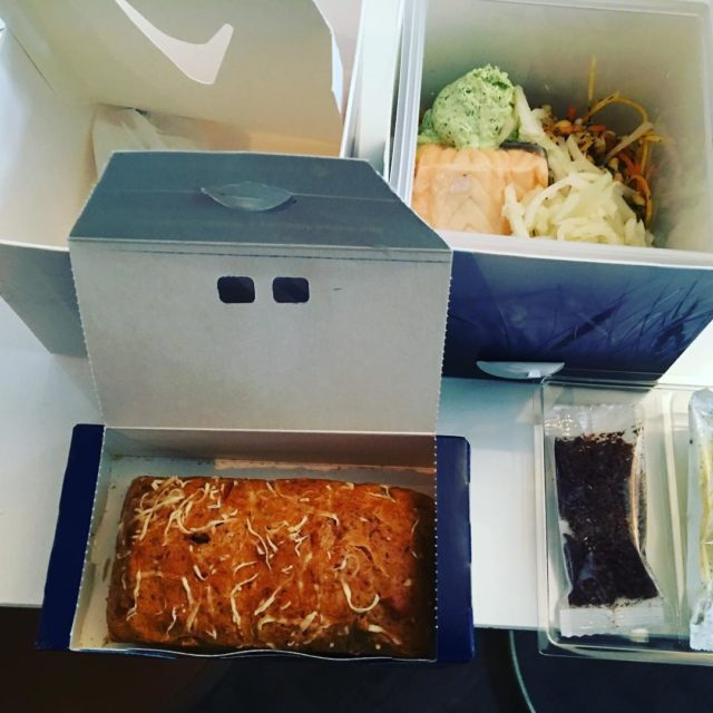 SAS new short haul meal box Introduced on flights nexthellip