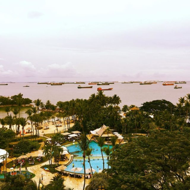 Ever considered a beach holiday in Singapore? Nice view fromhellip