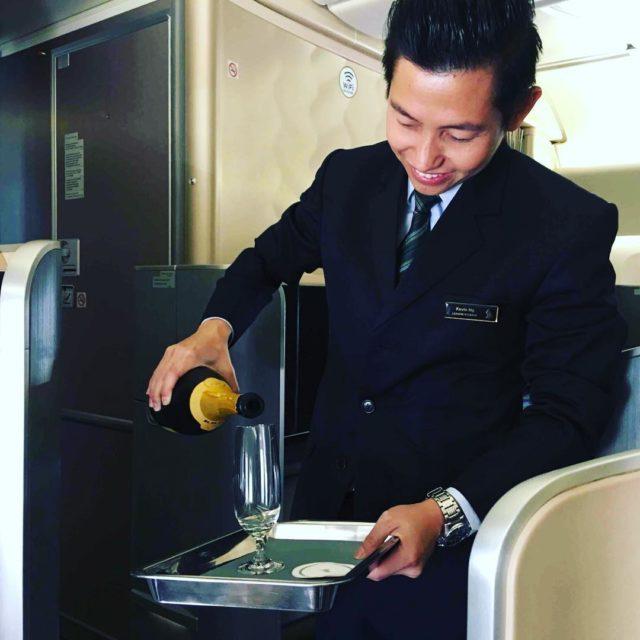 Review of singaporeair First Class from copenhagenairport to changiairport singaporeairlineshellip