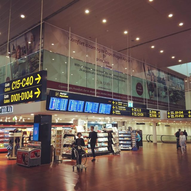 New lounge opening in Copenhagen Airport later this year