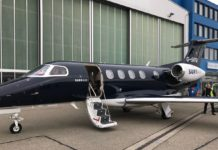 Surf Air Europe Experience Zürich to London