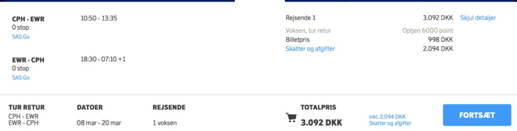annoncer light 6000 dkk in euro