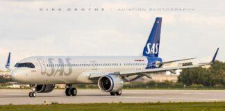 SAS A321LR - SE-DMO - Dirk Grothe