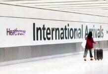 London Heathrow Arrivals