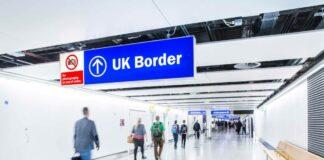 London Heathrow UK Border