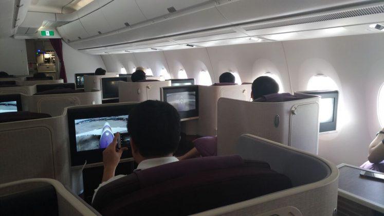 Bli med ombord på første flyvning med Thai Airways Airbus A350 - FinalCall.travel Norge