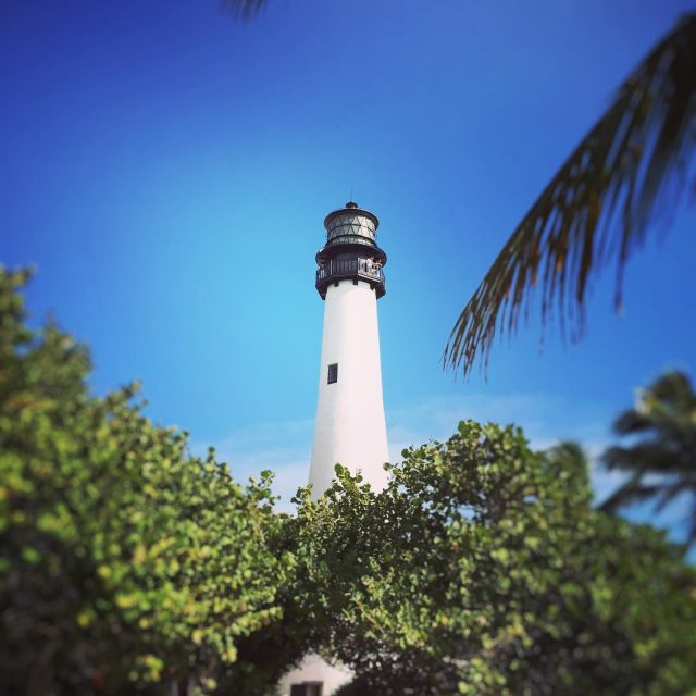 Lighthouse at Key Biscayne keybiscayne florida travelsmarter instatravel finalcalltravel
