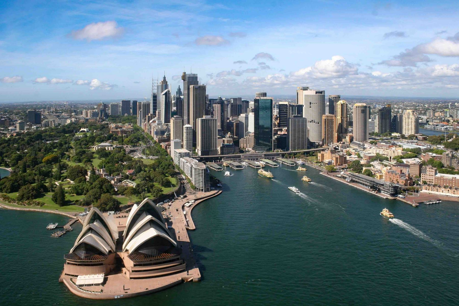 · Sydney is full of sights and you need far more than a day to visit just part of it. The main attractions are the Harbor Bridge, the Sydney Opera House and Bondi Beach.