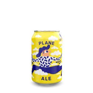 Plane Ale. Produceret for SAS af Mikkeller
