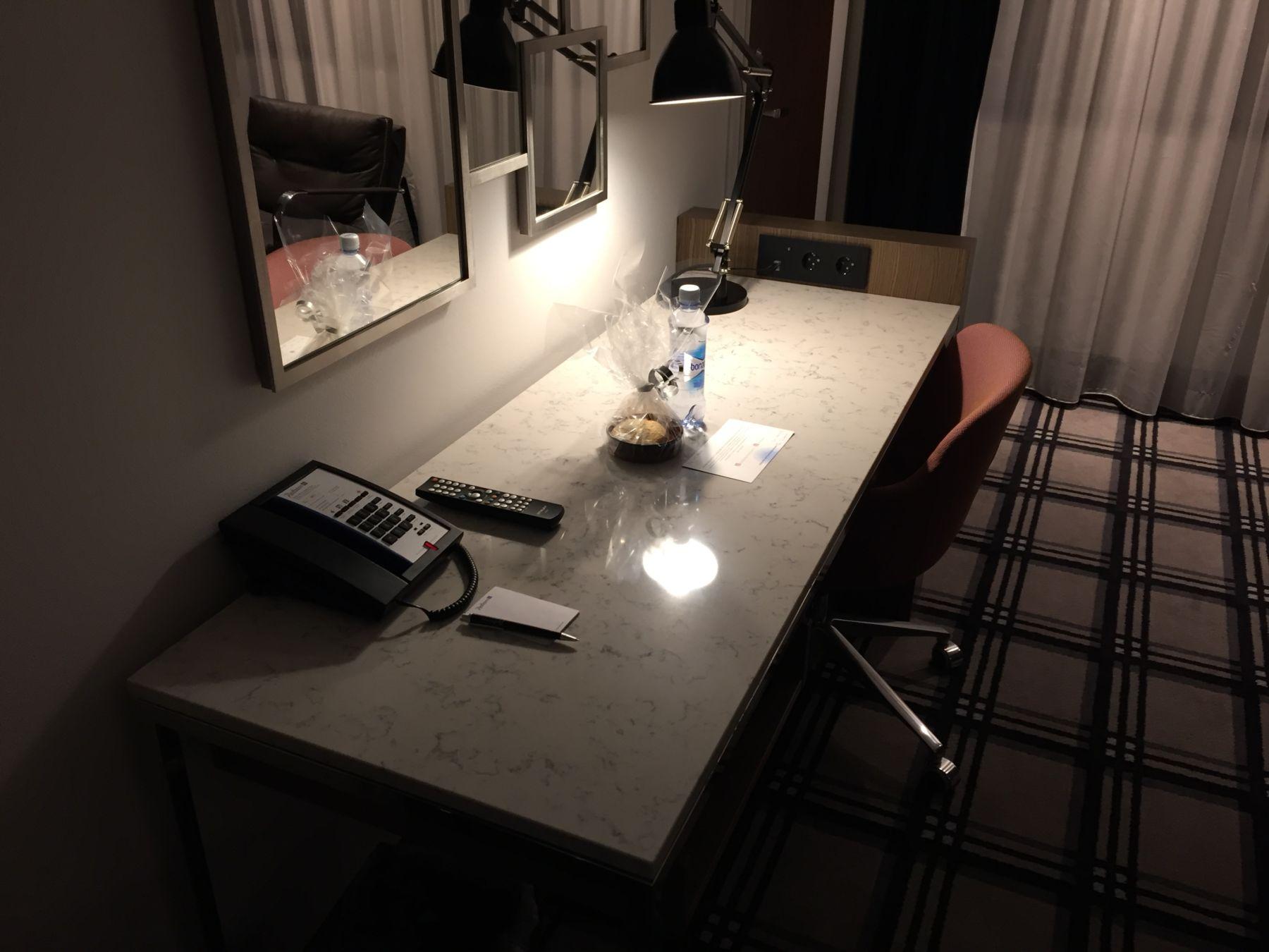 Skrivebordet