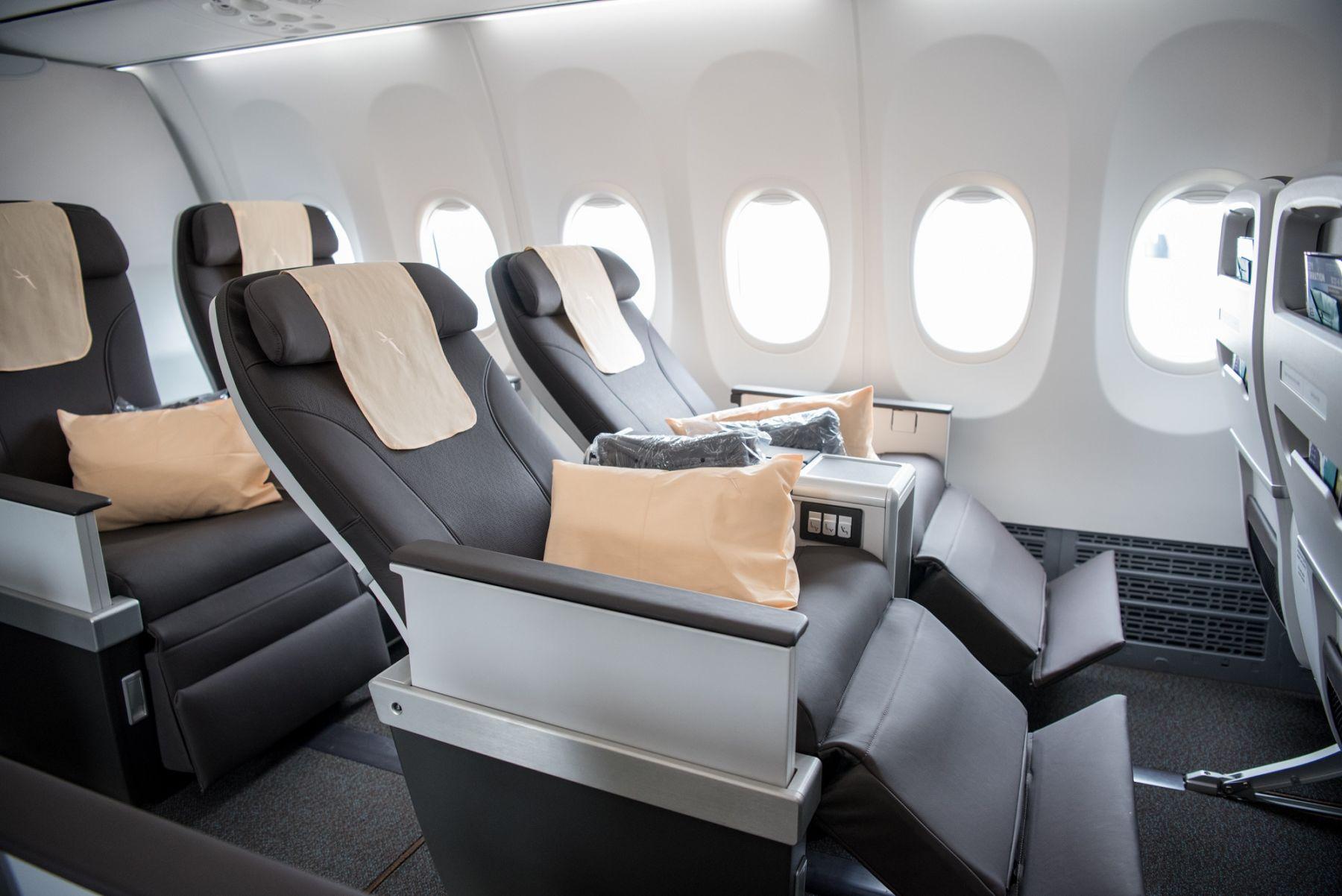 Silkair G 229 R Inn I Fremtiden Med Nye Boeing 737max8