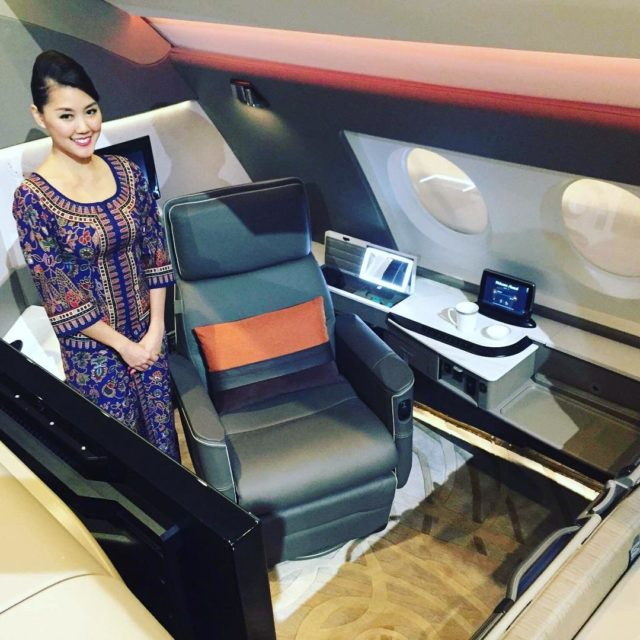 Amazing new Singapore Airlines First Suite singapore singaporeairlines firstclass travelsmarterhellip