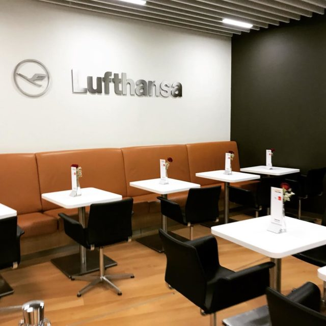 Lounge time lufthansa newark ewr newarkairport