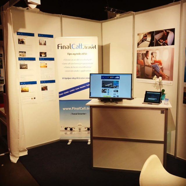 Ready for Reiselivsmessen in Oslo Come by and visit ushellip