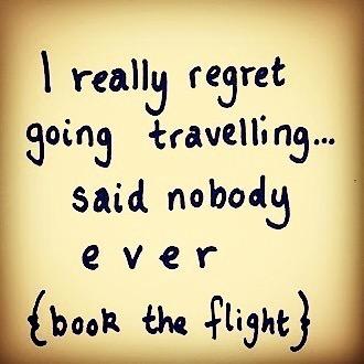 So true  Travel Smarter