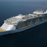 Aerial Harmony of the Seas