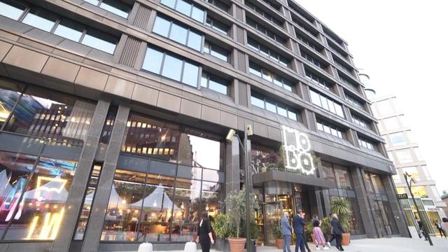 Photo of Magi i fokus när Stockholms största hotellprojekt invigdes