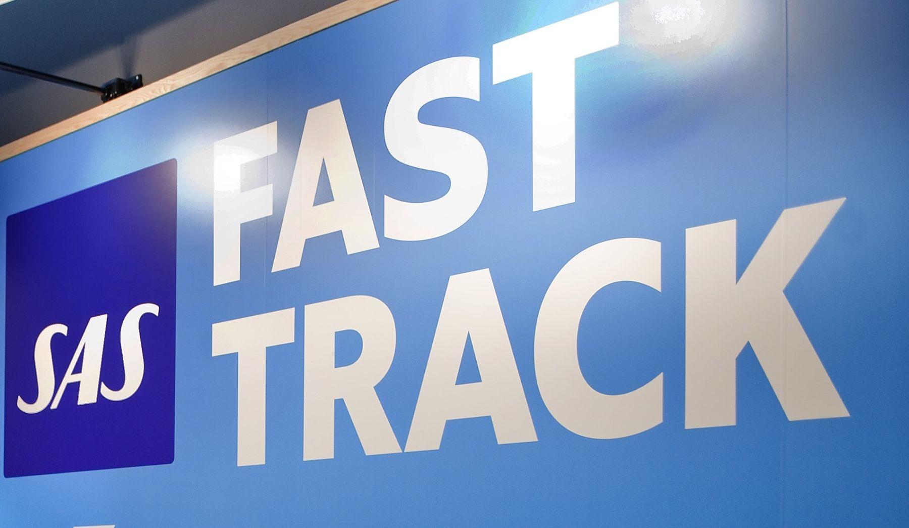 Photo of Nu erbjuder SAS Fast Track även på Sturup