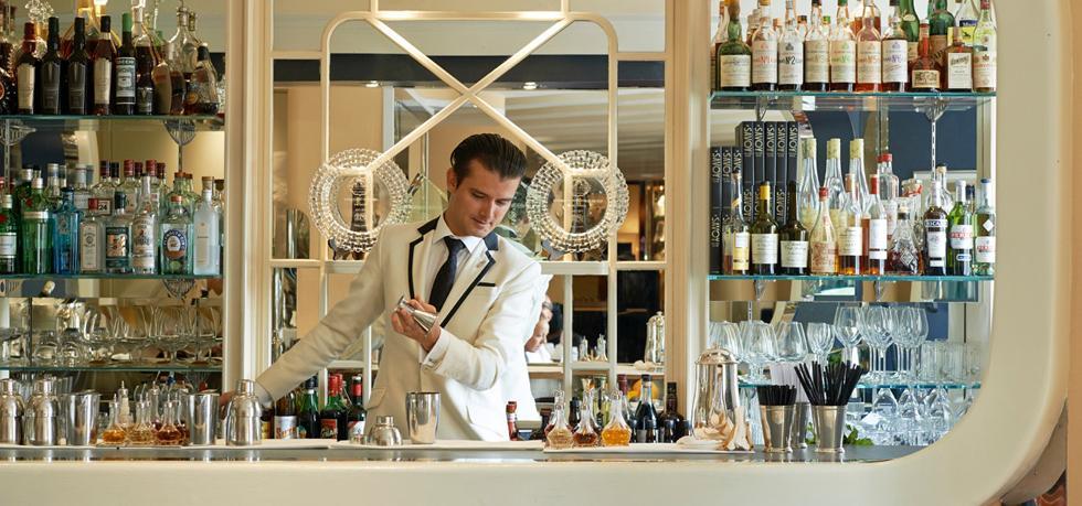Photo of American Bar på The Savoy i London utsedd till världens bästa bar