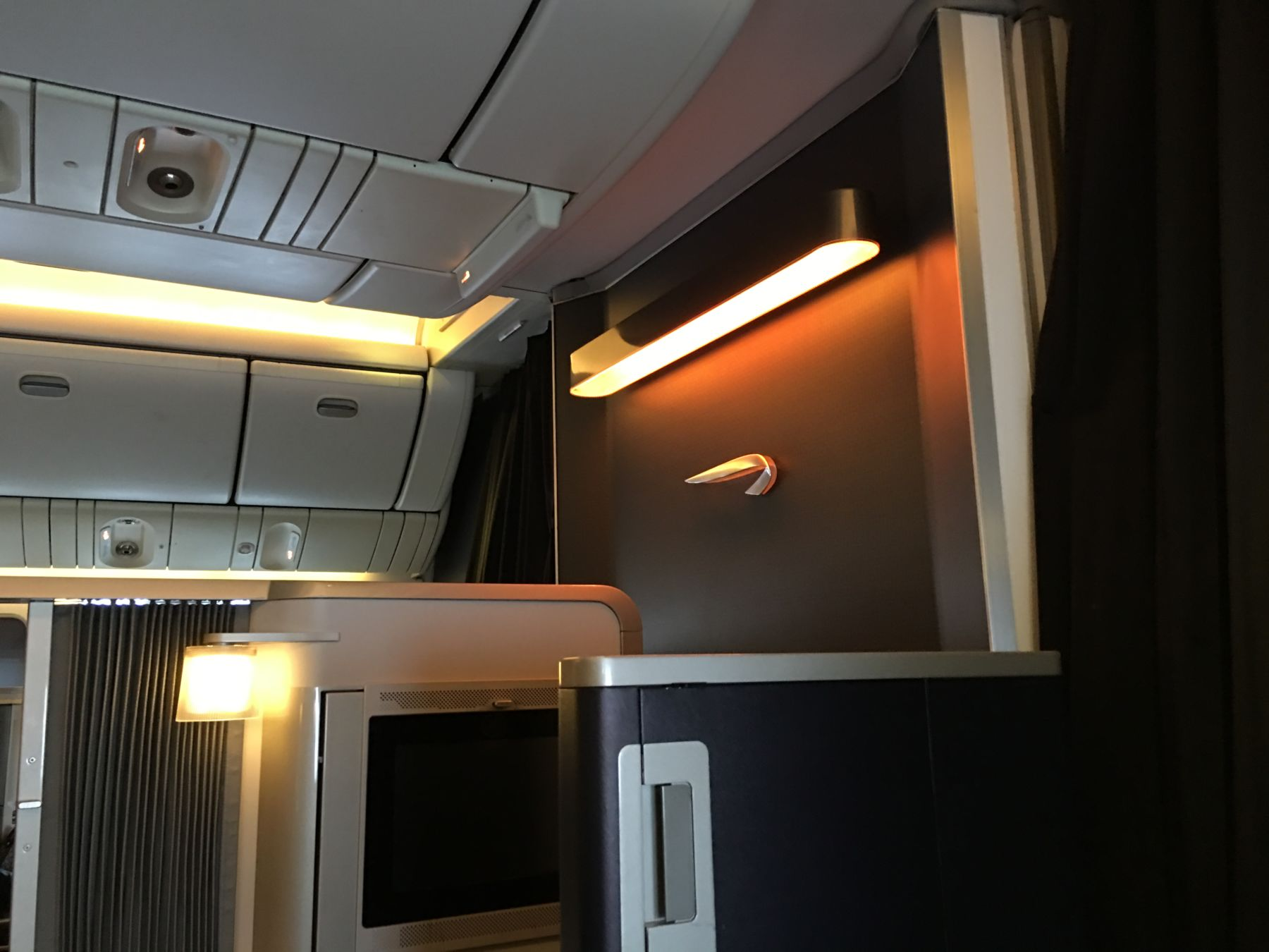 Photo of Recension: Boston-London i British Airways First Class