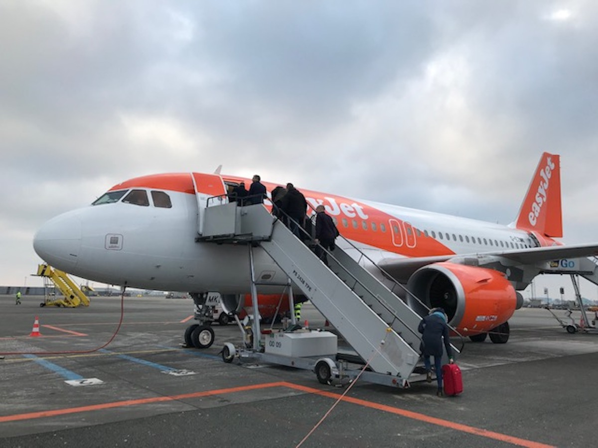 Photo of Recension: Med easyJet till London