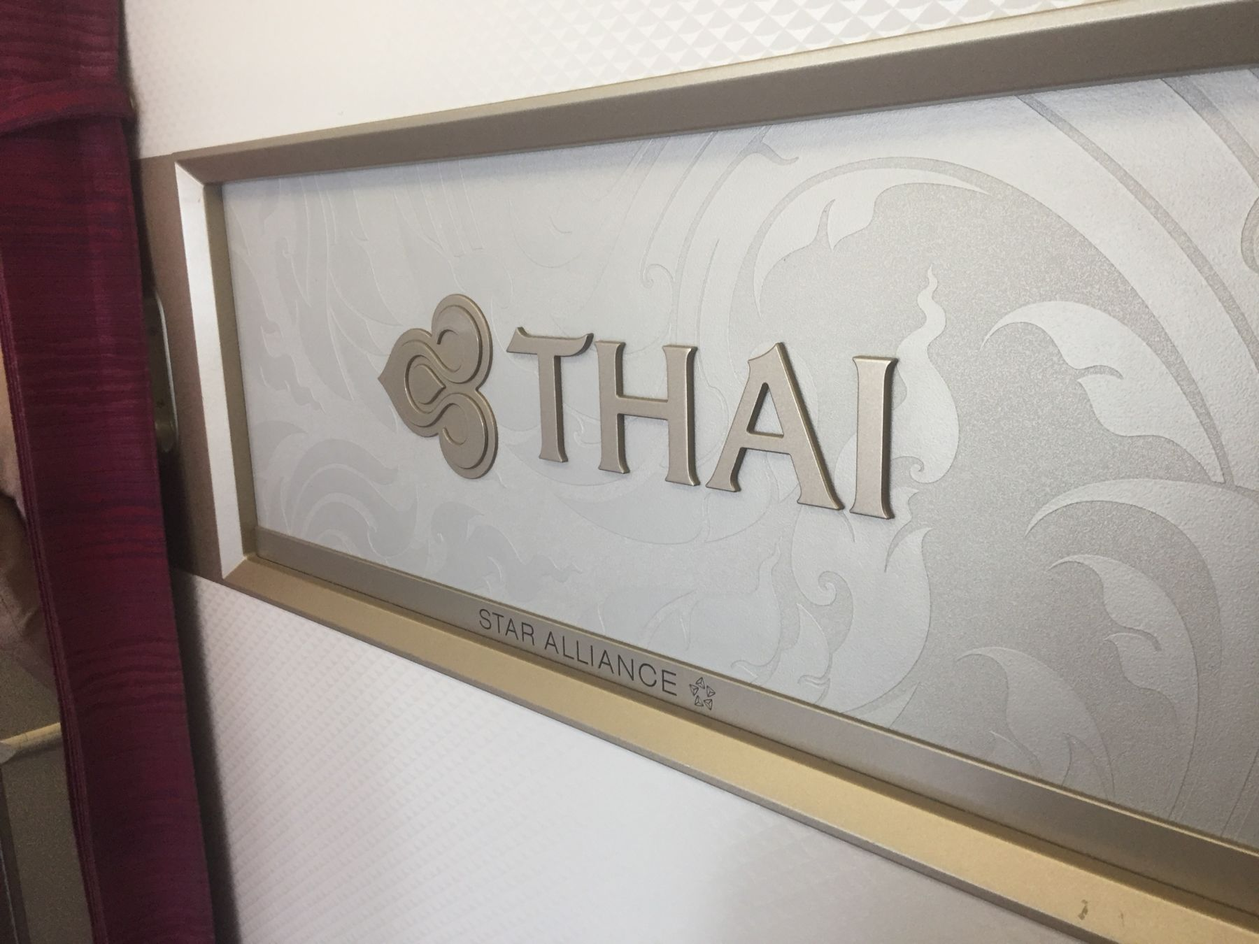 Photo of Recension: Thai Airways Business Class Oslo – Bangkok