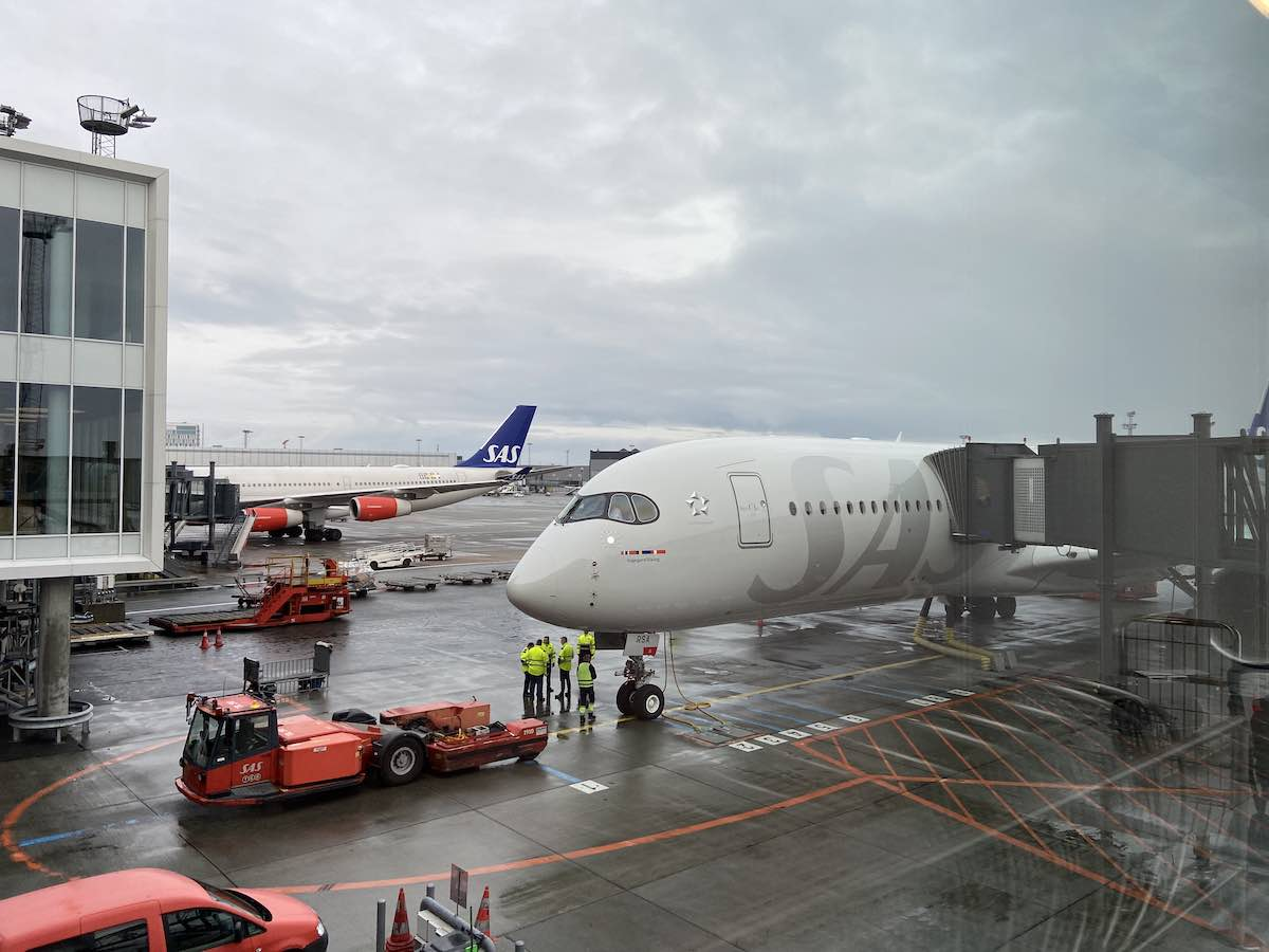 Photo of Recension: SAS Business Class på Airbus A350