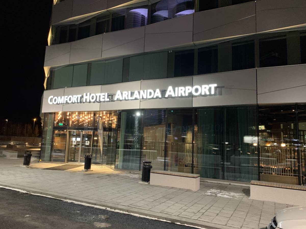 Photo of Test: Comfort Hotel Arlanda