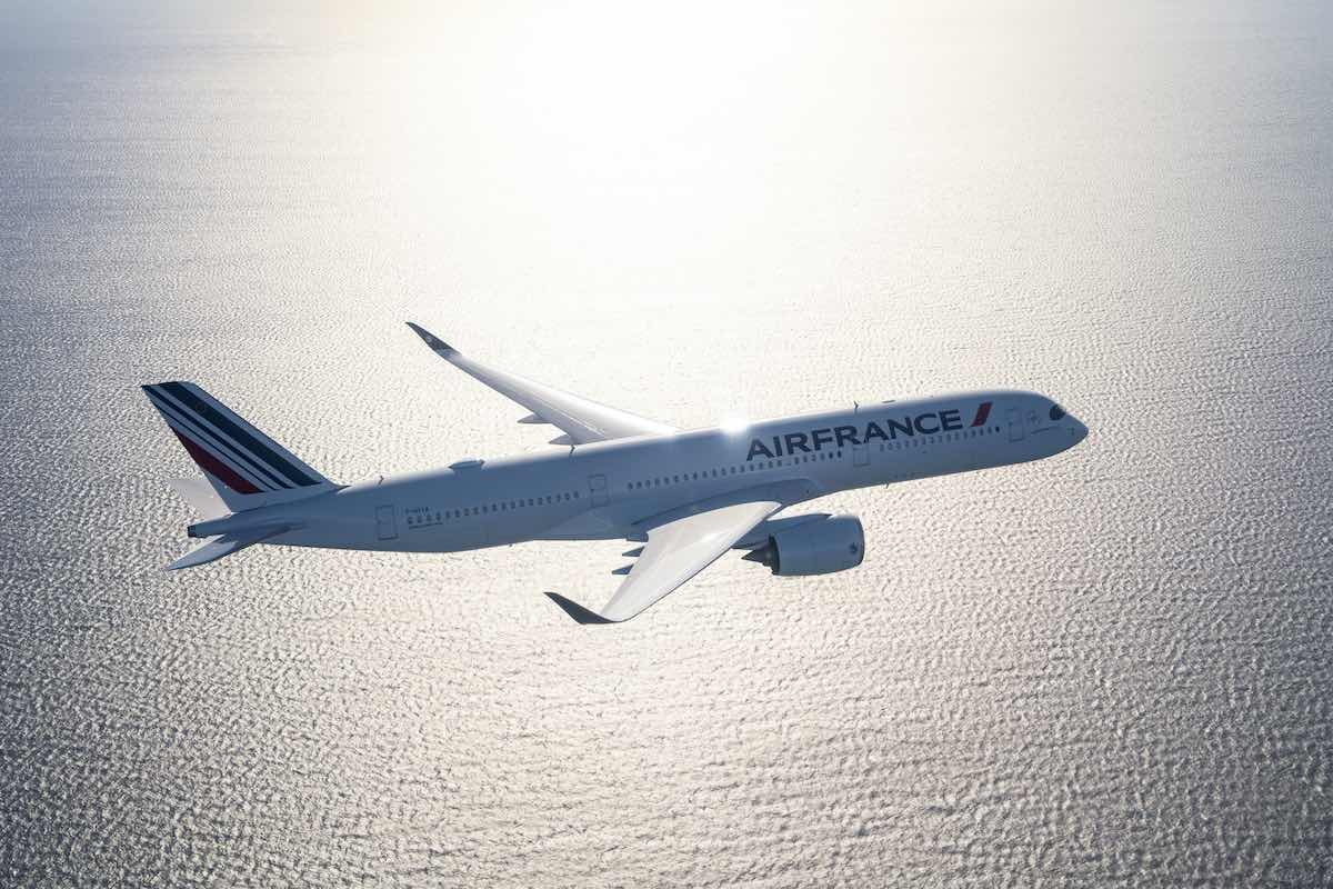 Photo of Air France har återigen matservice ombord