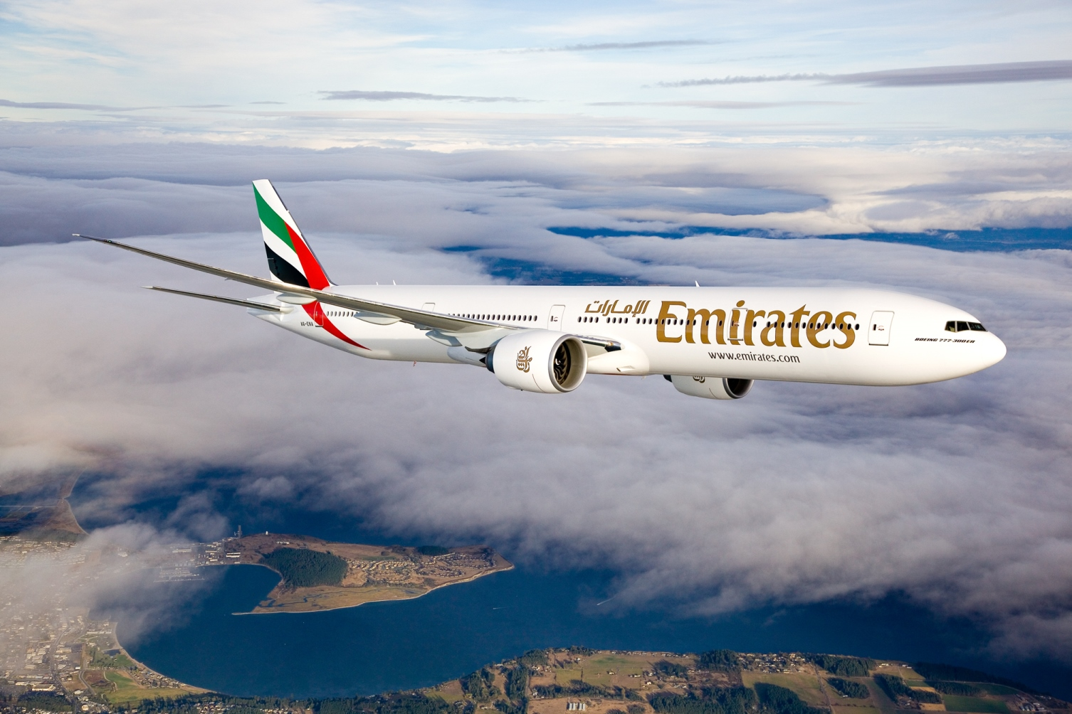 Photo of Emirates startar vinterrea på resor till Dubai