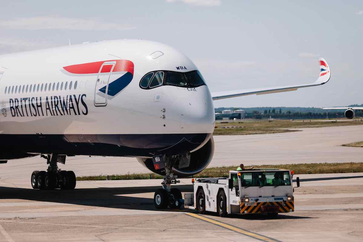 Photo of British Airways med nya flexibla biljettyper