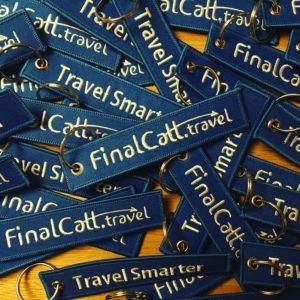 FinalCall.travel Bag Tag