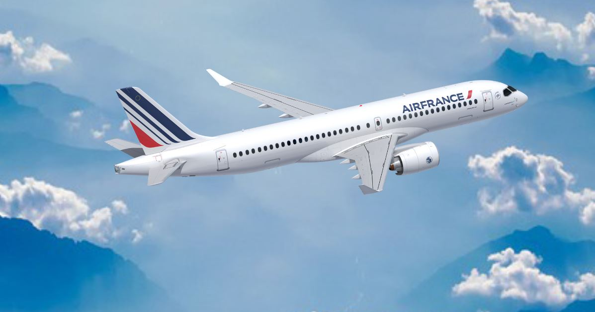 Photo of Air France kontrollerar alla passagerares kroppstemperatur