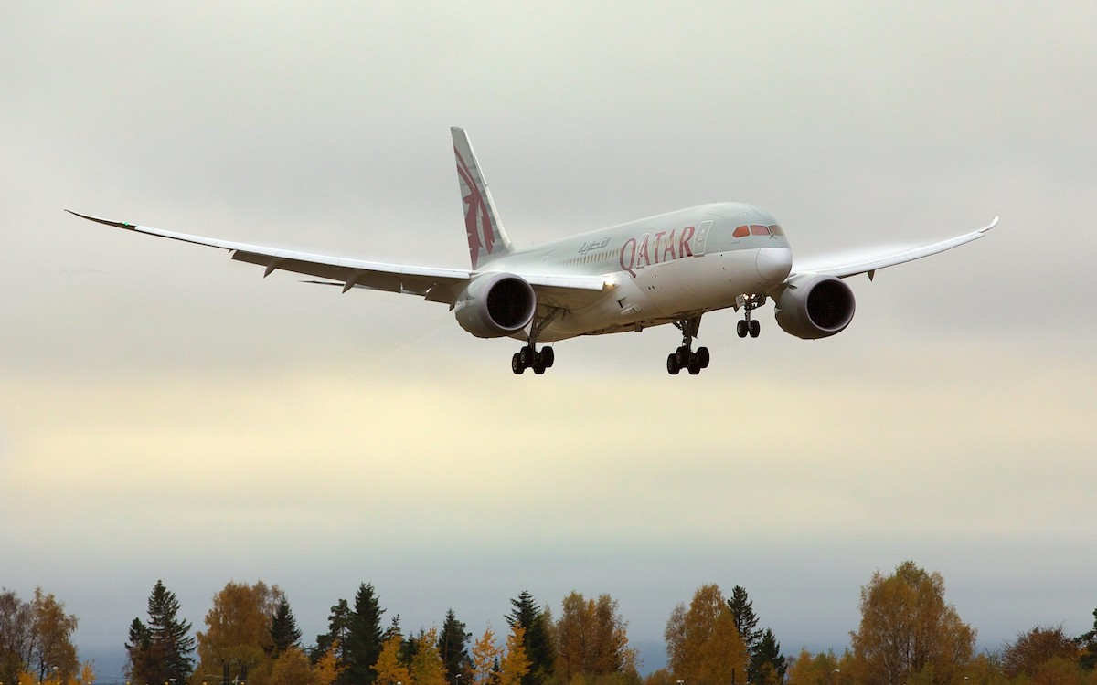 Photo of Qatar Airways sätter ny standard för flexibilitet på flygbiljetter
