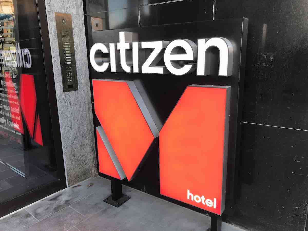 Photo of CitizenM lanserar kontaktlösa vistelser med ny app