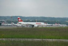 Photo of Swiss reducerar vintertrafiken med 28 färre A320
